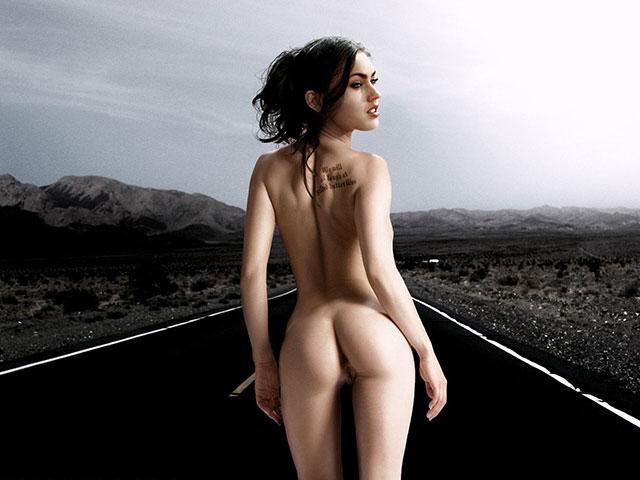 hot megan fox with naked body (13 pics) | erooups