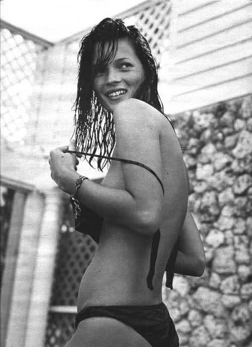young kate moss nude pics