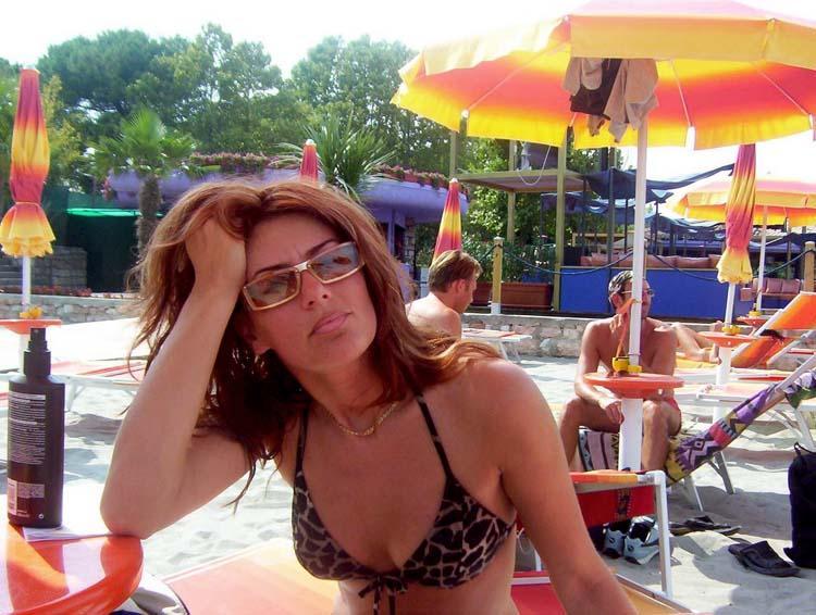 Milf vacation amateur