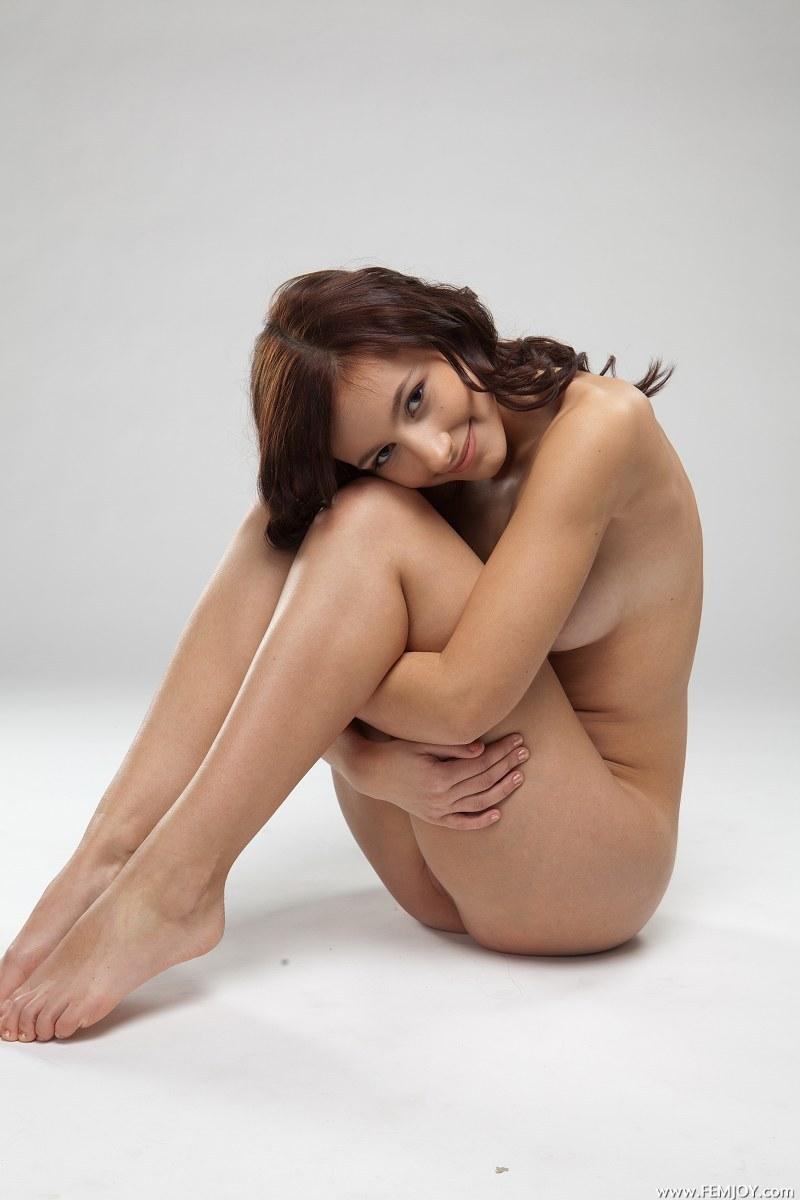 Fantastic girl in studio - Rosalin E - 10