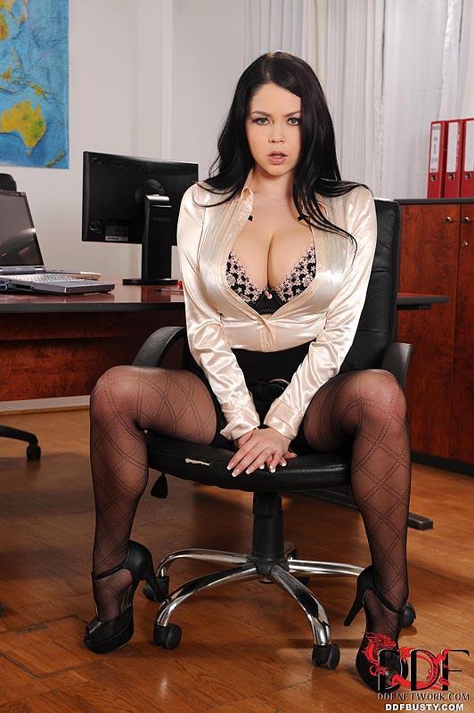 naked teacher in a vest