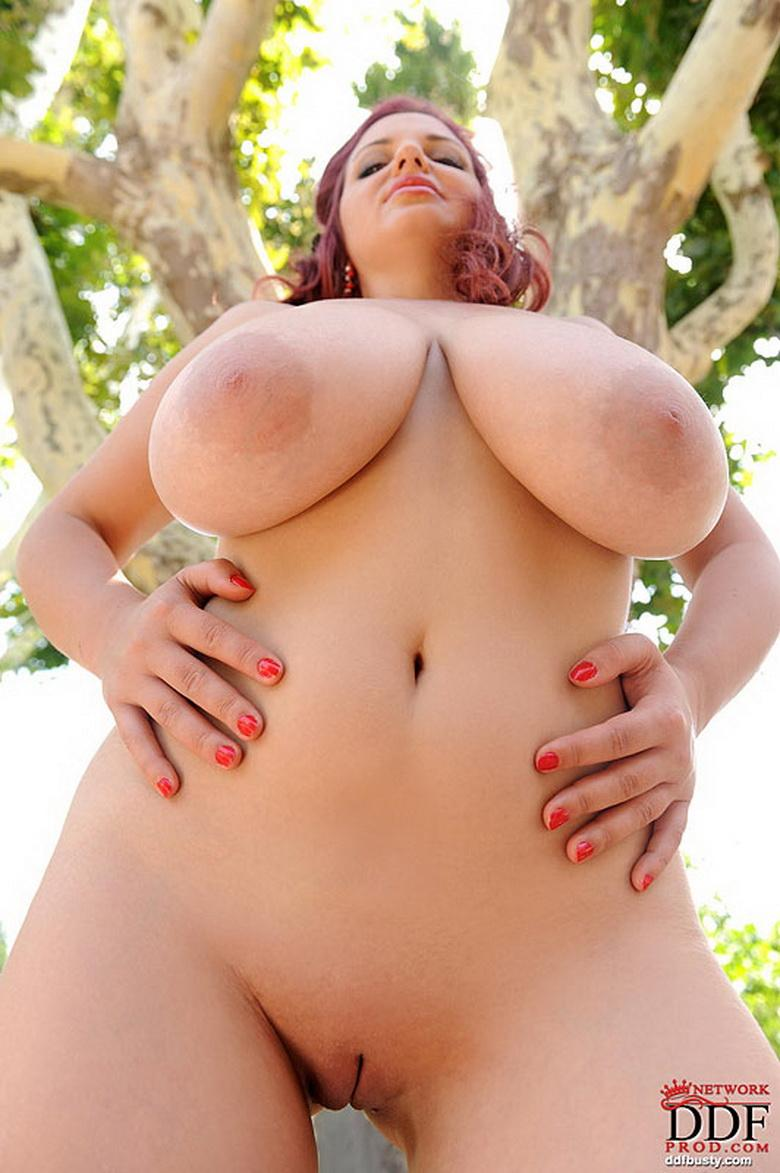 Redhead bitch with huge tits - Terry Nova - 12
