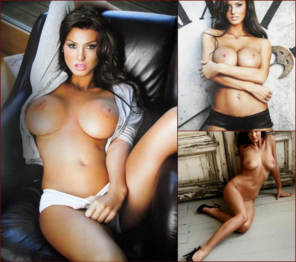 Pics with professional model - Alice Goodwin - 37