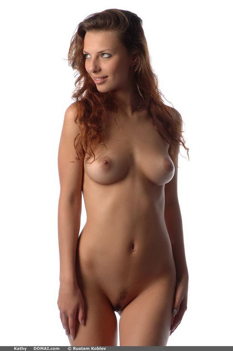 Amazing redhead in studio - Kathy - 21