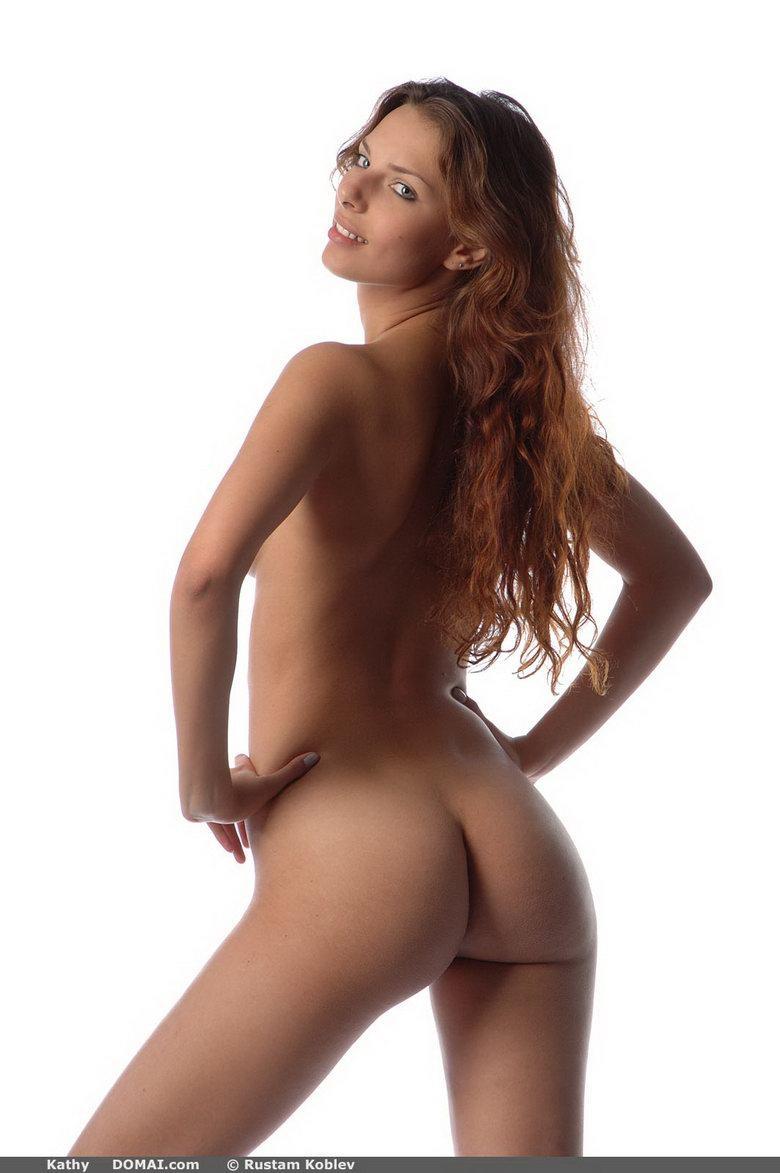 Amazing redhead in studio - Kathy - 9
