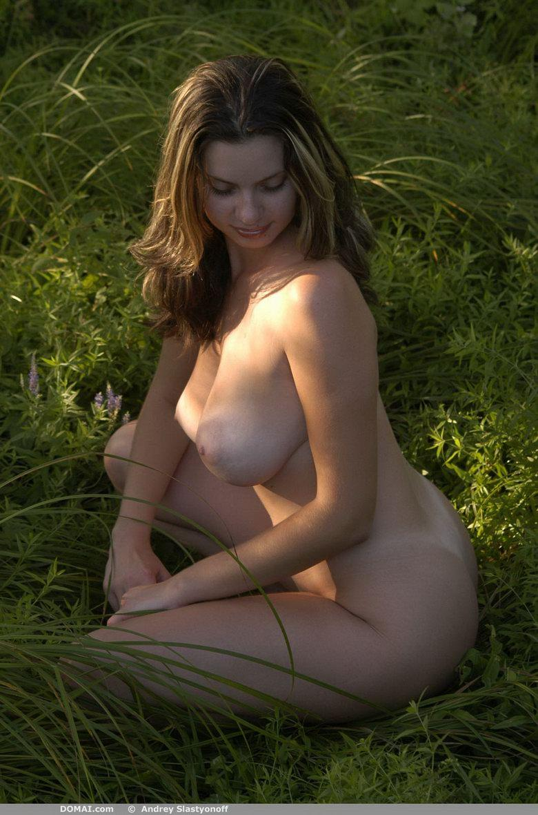 Nude girl pussy stack