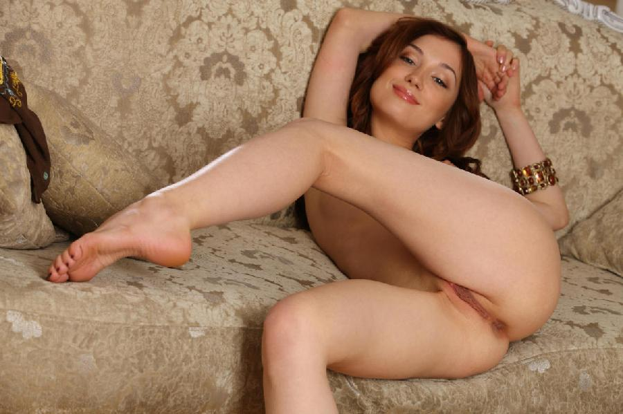 Mysterious supple brunette - Halena A - 12