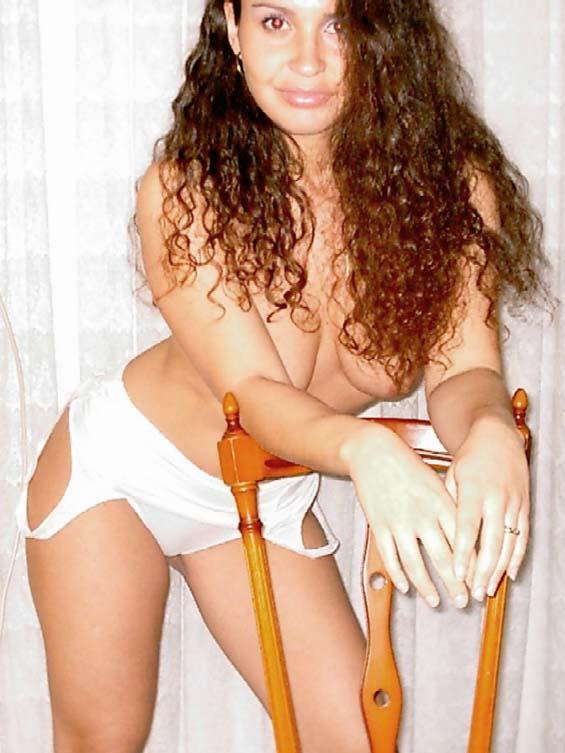 Latina mom shows hot body - 1