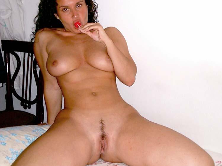 Cute and naked panties