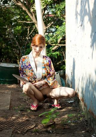 Japanese beauty - Yuria Ashina