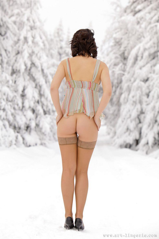 Snow White in stockings - Bryoni Kate  - 2
