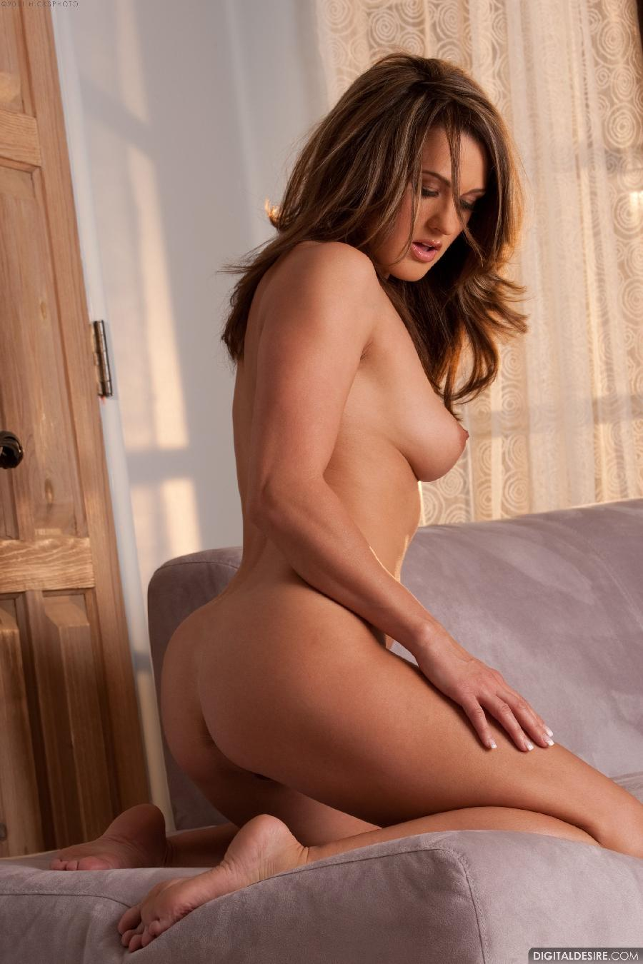 Hot Misty Anderson is showing her holes - 20