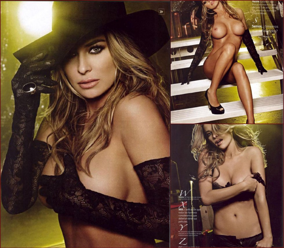 Photoshoot with hot Carmen Electra - 19