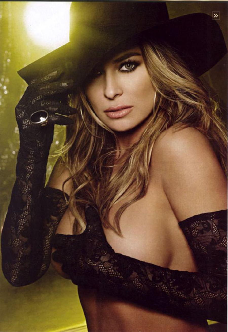 Photoshoot with hot Carmen Electra - 3