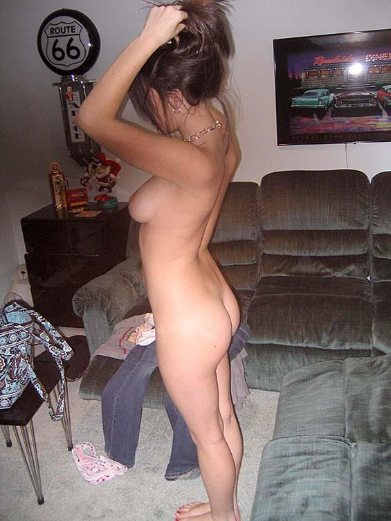 I'm waiting naked on the floor - 1