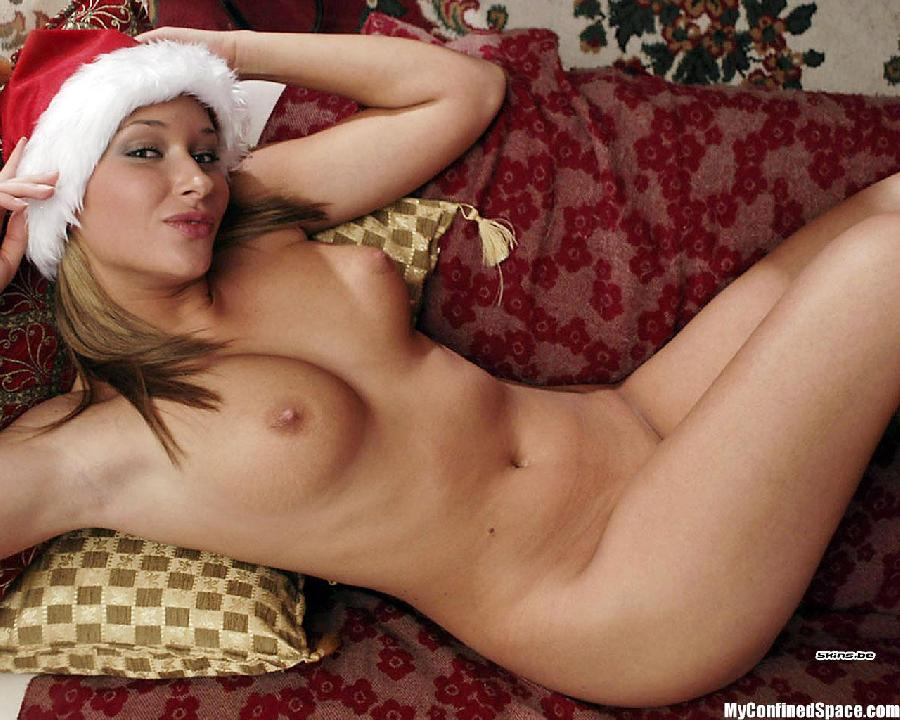 Christmas with beautiful girls - 20