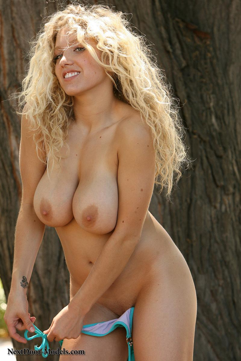 For nude mature blonde curly hair intolerable
