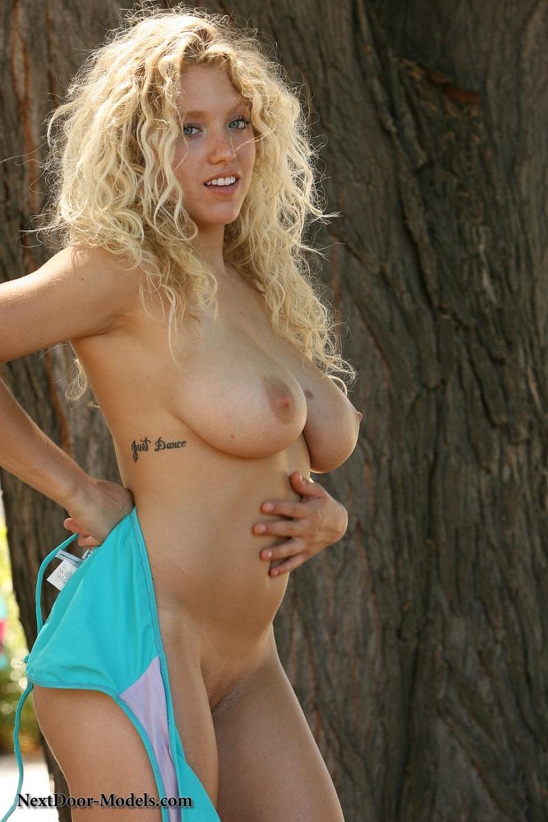 Best busty curley hair tiny
