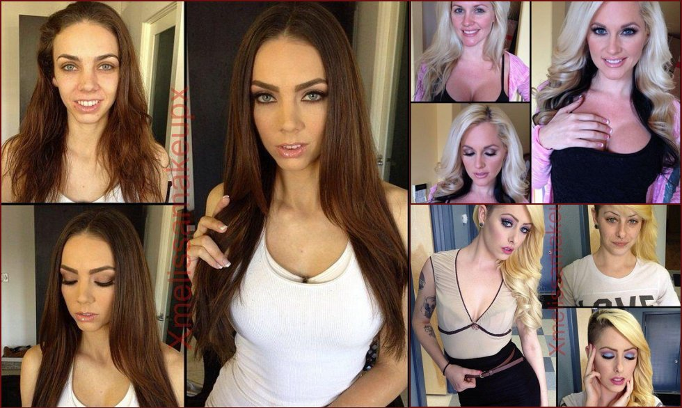 Pornstars without makeup. Part 2 - 2