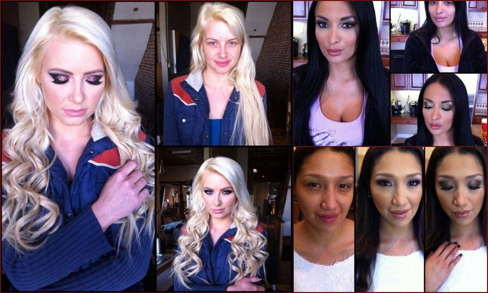 Pornstars without makeup. Part 3 - 3