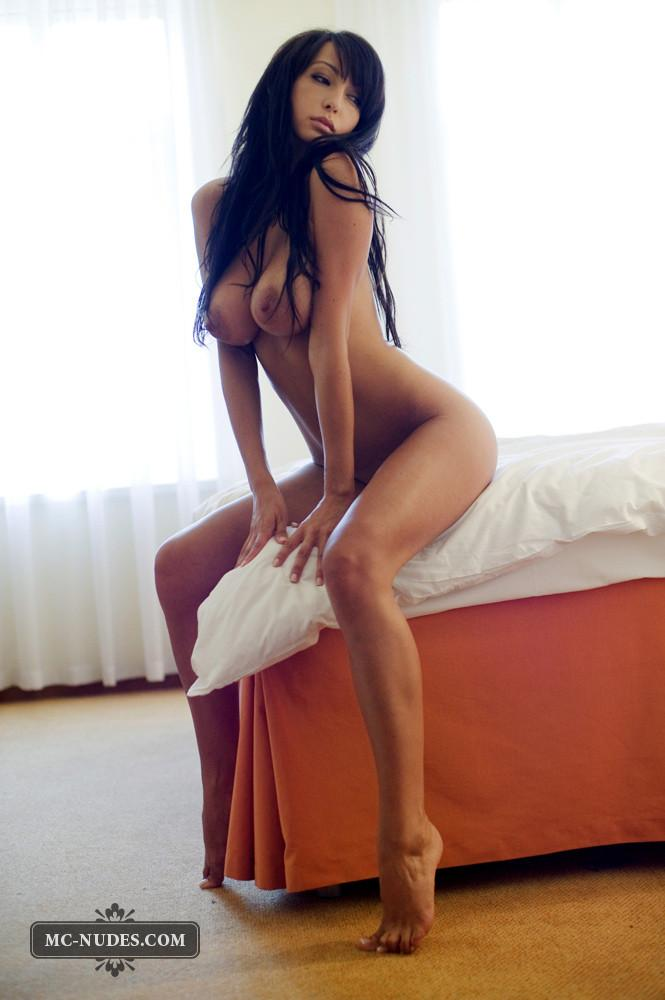 Naked Anna is posing in room - 6