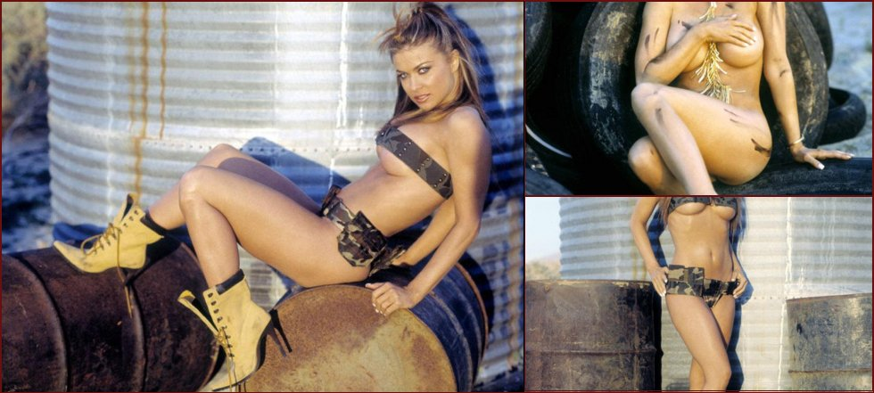 Session with Carmen Electra - 11