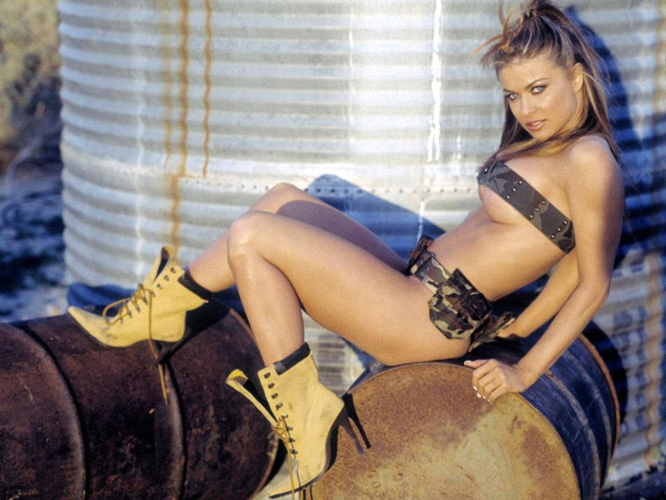 Session with Carmen Electra - 2