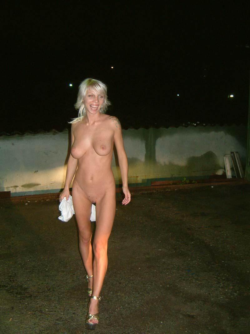 totally naked milf drunk