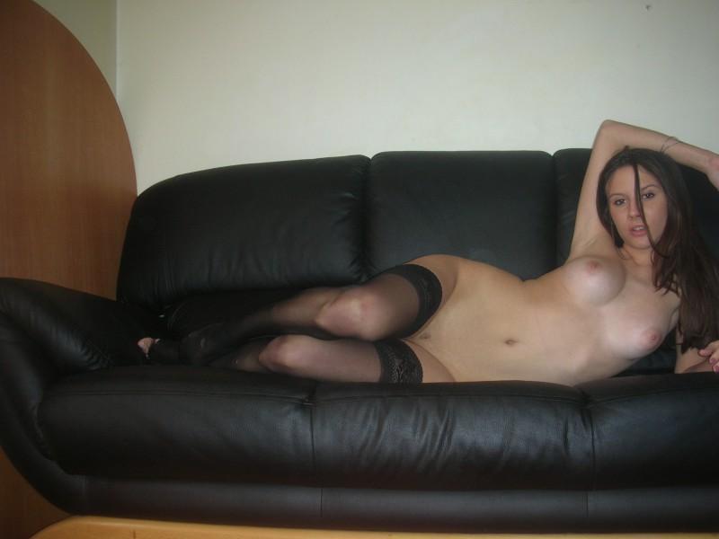 Very Hot Gerls Sofa