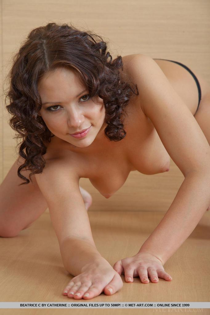 short haired brunette nude fuck