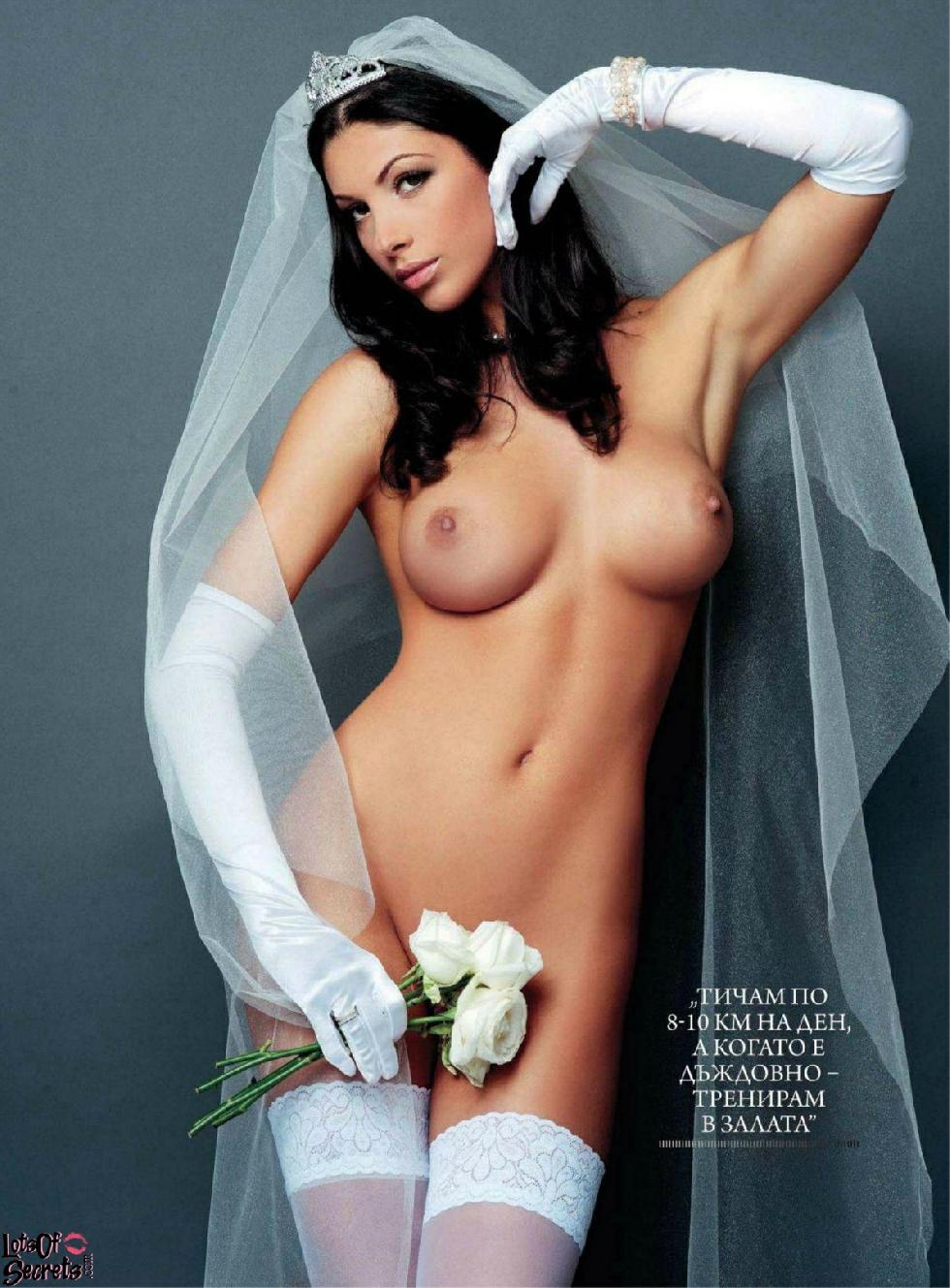 Gallery with brides. Part 1 - 19