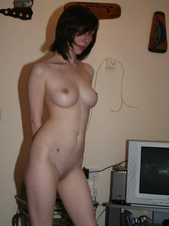 Normal girl with pretty tits - Kathrine - 7