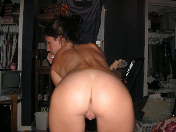 Tight amateur asses