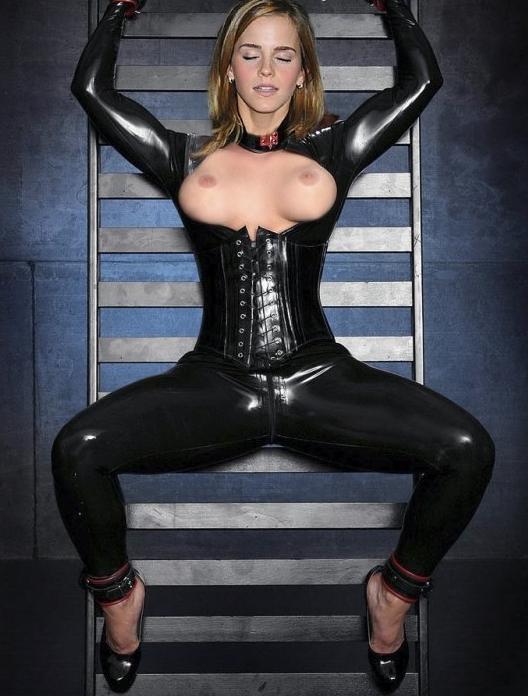 Emma Watson nude - photoshoped pics - 1