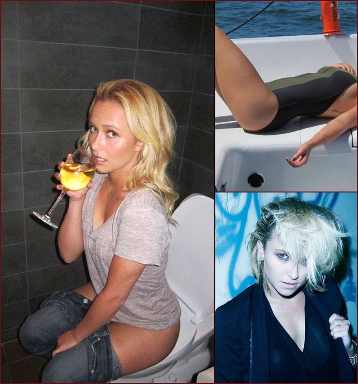 Gallery with sexy actress Hayden Panettiere - 25