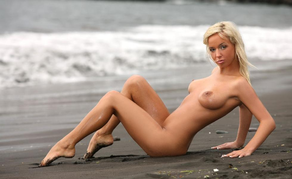 Naked girls on the beach. Part 2 - 18