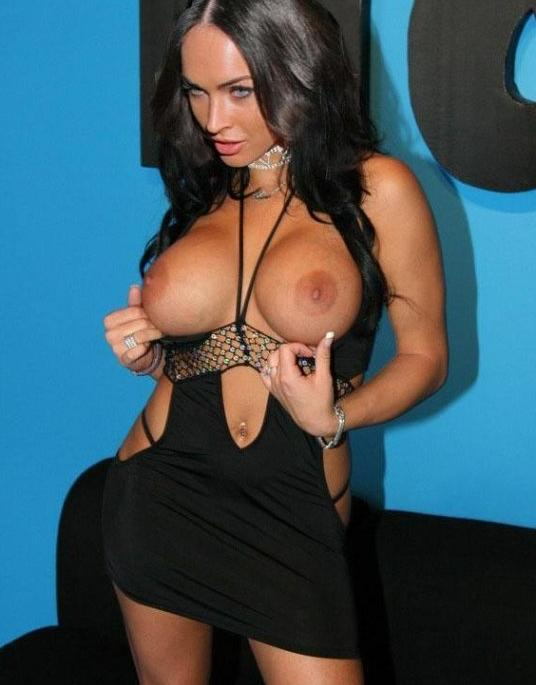 Fox nude Megan completely