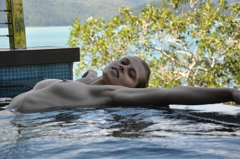Naked photos with Teresa Palmer - 14