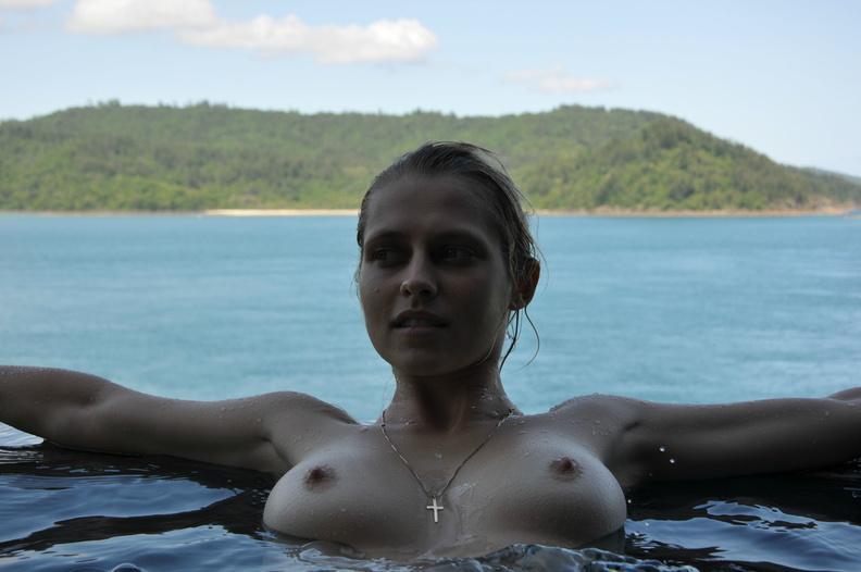 Naked photos with Teresa Palmer - 16