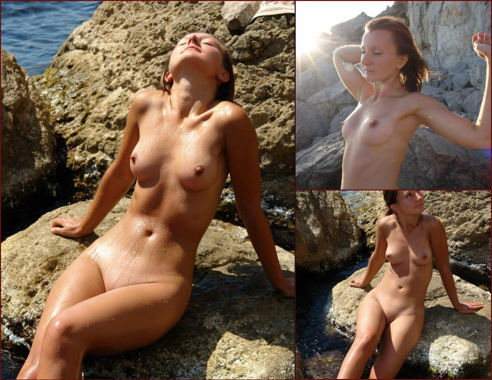 Wife on hot vacation - 26