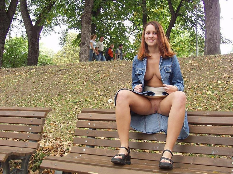 Third time nude in public places - 15