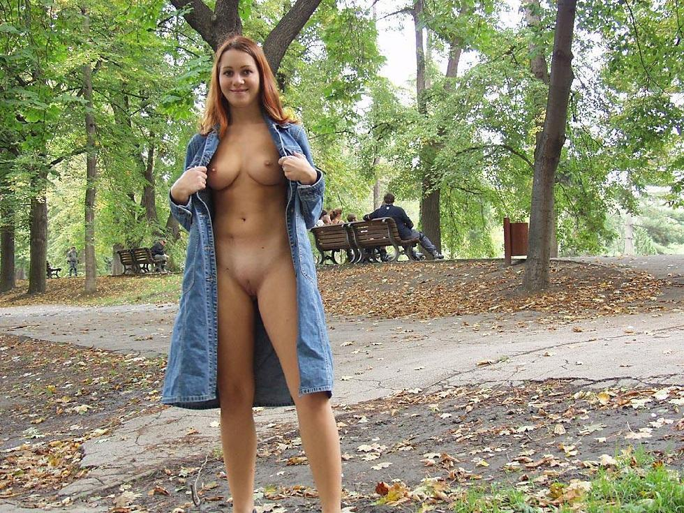 Third time nude in public places - 23