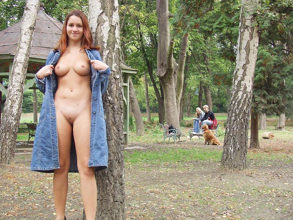 Third time nude in public places - 25