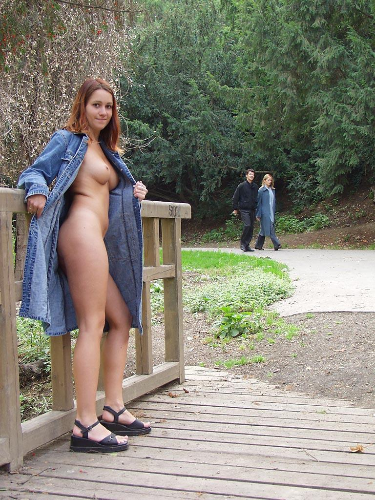 Third time nude in public places - 28