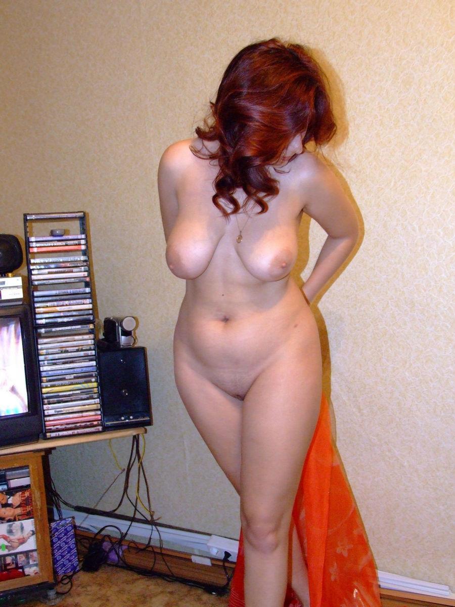 Buxom wife