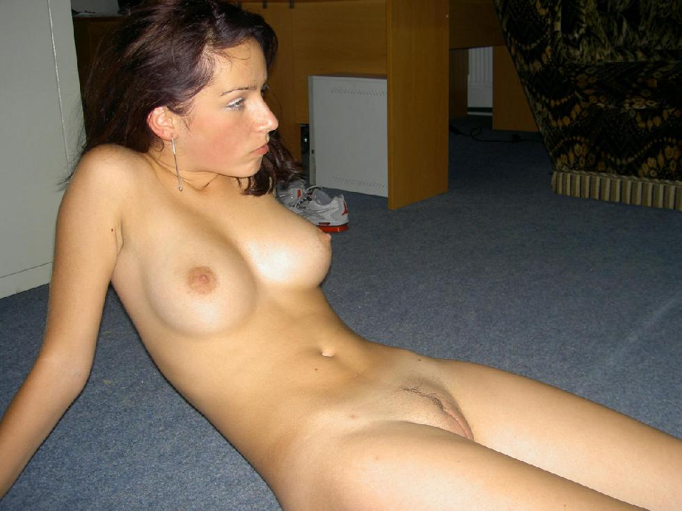 naked Amateur natural