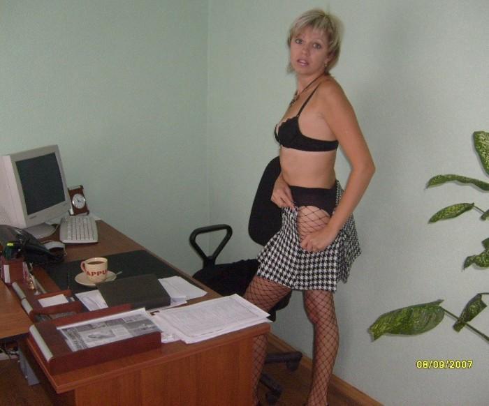 Пришла работу на которая русское девушка