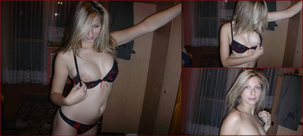 Beautiful wife with hot body - 7