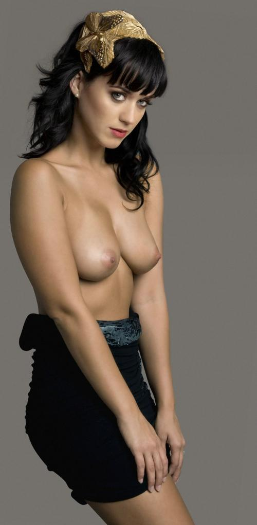 Katy Perry nude - photoshoped pics - 3