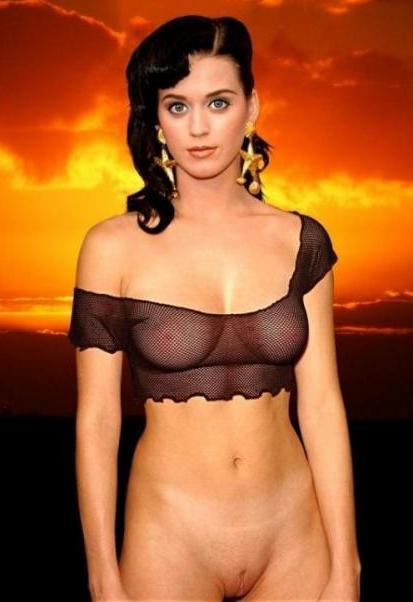 Katy Perry nude - photoshoped pics - 4